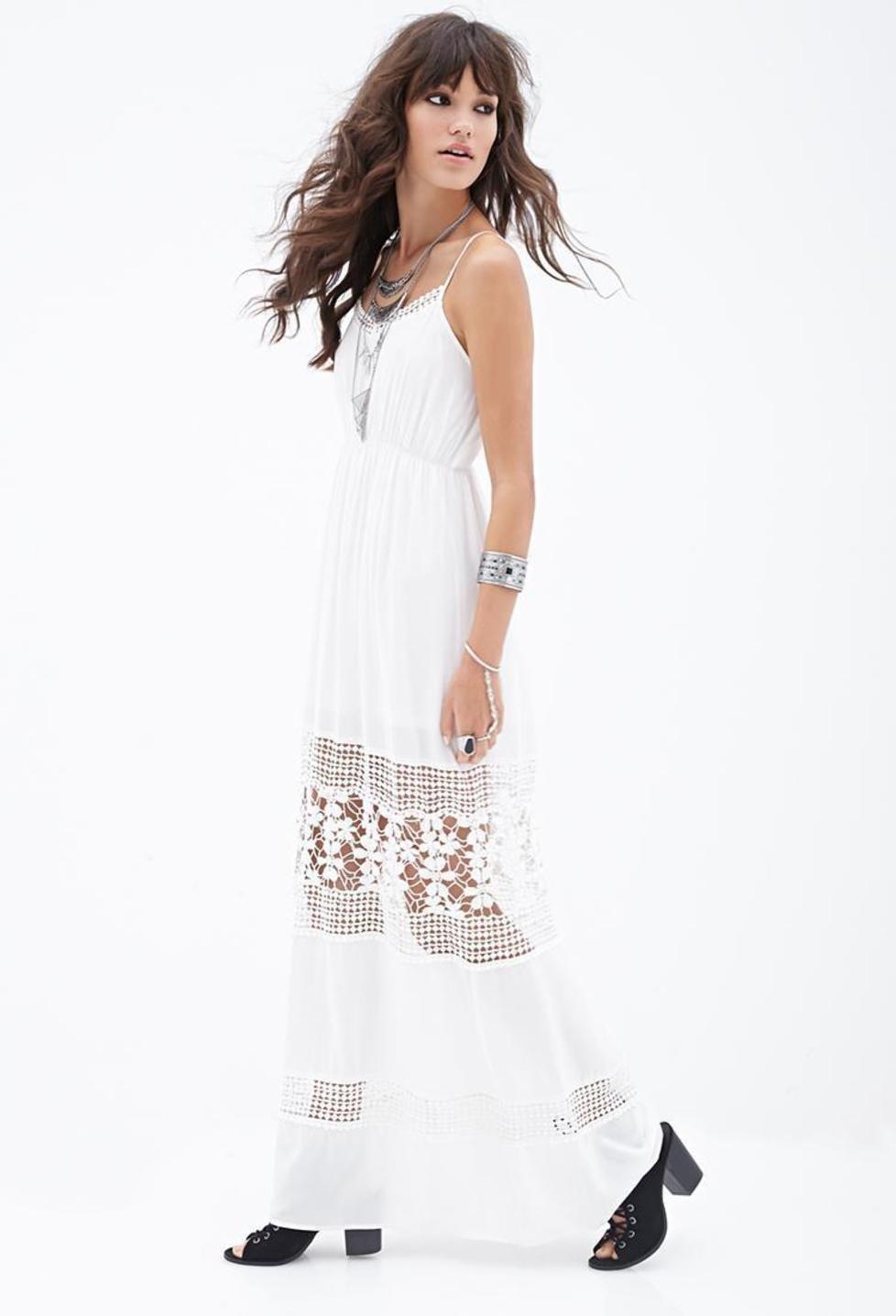 white-forever21-crochet-paneled-maxi-dress-screen