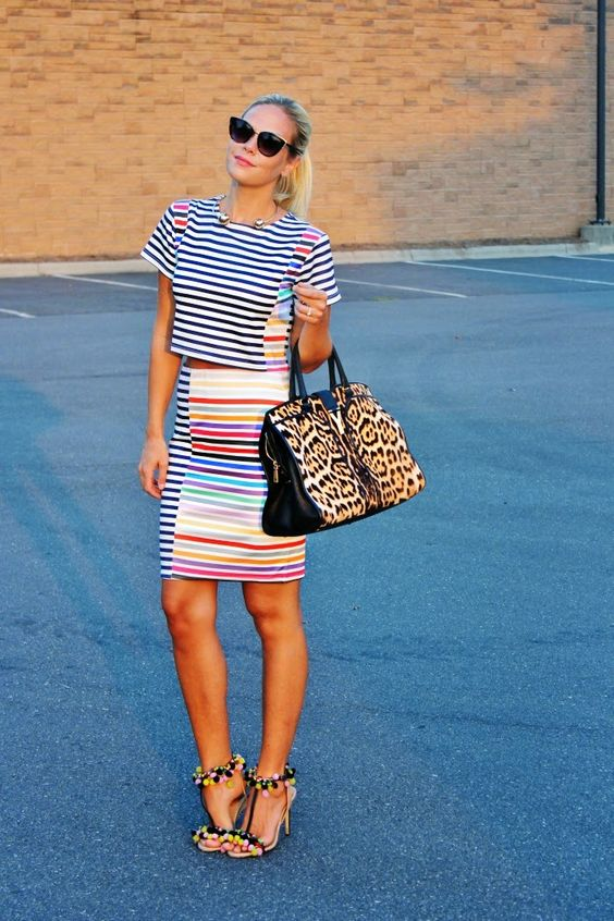 black-and-white-stripes-with-rainbow-stripes