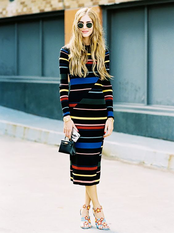 high-contrast-rainbow-stripes-dress