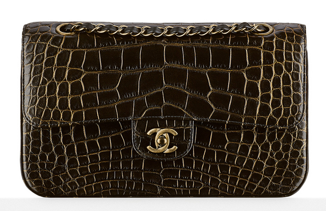 bolsa-chanel-alligator-classic-flap-bag