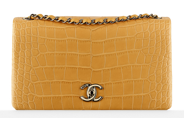 bolsa-chanel-alligator-flap-bag